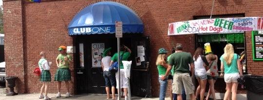 Club One is one of Savannah - Always More to Discover!.