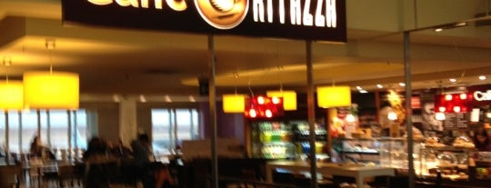 Caffè Ritazza is one of World Coffee Places.