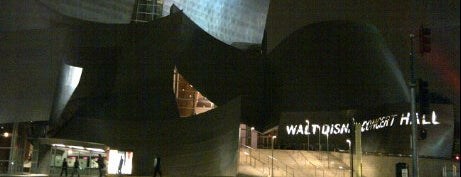 Walt Disney Concert Hall is one of Los Angeles Photo Walk (Downtown).