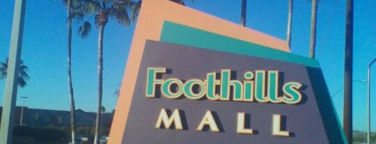Foothills Mall is one of Stores.