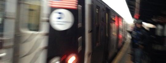 MTA Subway - Ditmas Ave (F) is one of MTA Subway - F Line.