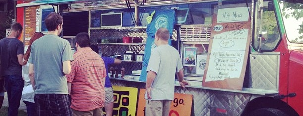 Columbus Food Truck and Cart Festival is one of Food Trucks.