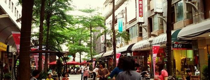 精明一街商圈 is one of Taiwan.