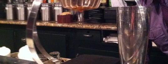 The Randolph is one of NY Espresso.