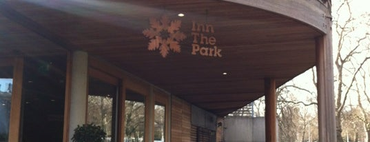 Inn the Park is one of My London.
