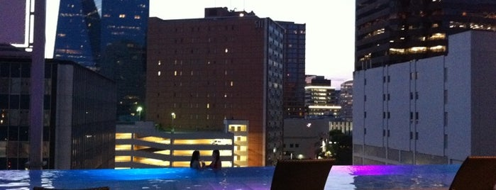 Mosaic Dallas Apartments is one of My Favorite Free Wi-Fi Spots Around the World.