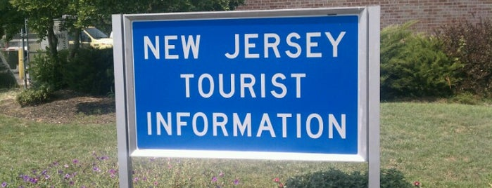 New Jersey Tourist Info is one of Trips.