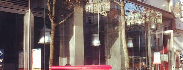 Frog XVI is one of Paris - Good spots.