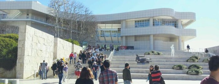 J. Paul Getty Museum is one of I love LA...we LOVE IT!.