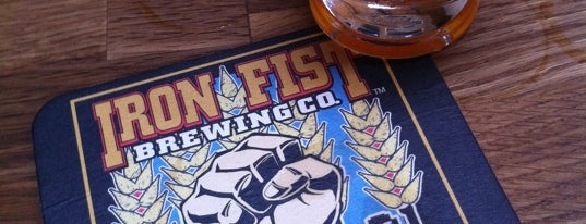 Iron Fist Brewing is one of Craft Beer in San Diego.