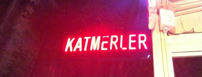 Katmerler Nargile is one of Nargile Istanbul.