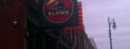 Slows Bar-B-Q is one of Detroit List #VisitUS.