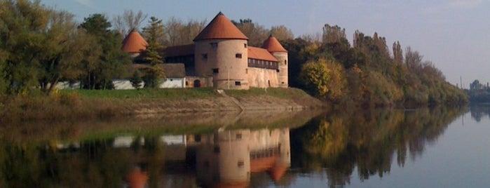 Castles in Croatia