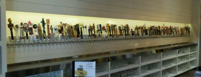 The Mayor of Old Town is one of Draft Magazine Best Beer Bars.