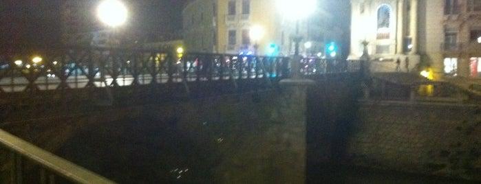 Puente de los Peligros is one of Murcia en GPS.