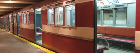 New York Transit Museum is one of NYC Soho & Little Italy.