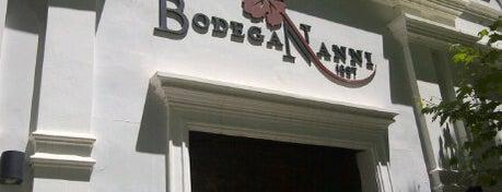 Bodega Nanni is one of Paseos.