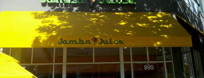 Jamba Juice Downtown S.L.O. is one of interesting spots in San Luis Obispo, CA.