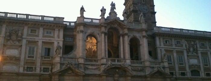 Basilica di Santa Maria Maggiore is one of Da non perdere a Roma.