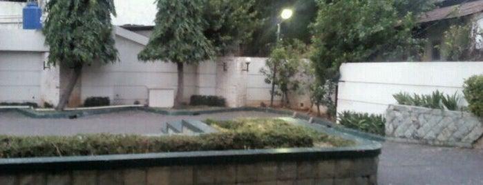 Kampus A Universitas Gunadarma is one of Routines.