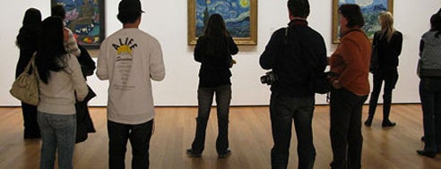 Museum of Modern Art (MoMA) is one of Winter Break To Do!.
