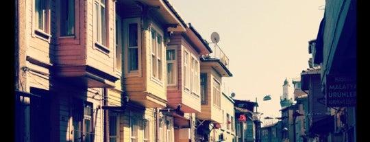 Zeyrek is one of İstanbul | Fatih İlçesi Mahalleleri.