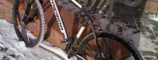 Dragon Bike is one of Minsk-on-bike.
