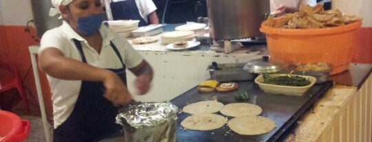 Taqueria J. Campos is one of Best tacos in Morelia.