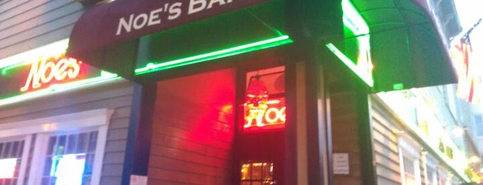 Noe's Bar is one of Happy Hour? Happy day!.