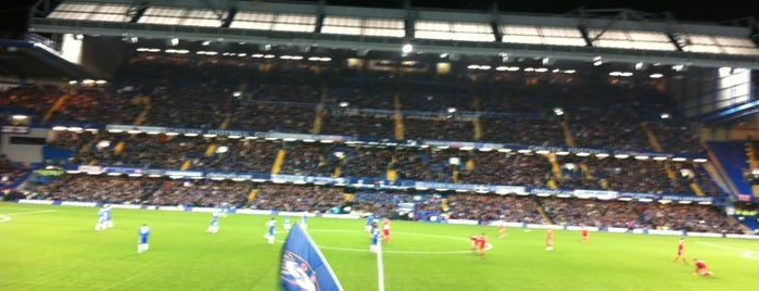 Stamford Bridge is one of My United Kingdom Trip'09.