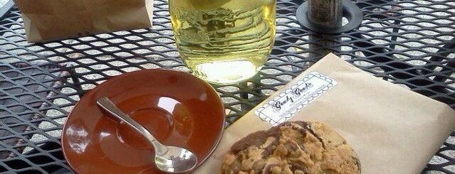 Goody Goodie Cream & Sugar is one of San Francisco Caffeine Crawl.