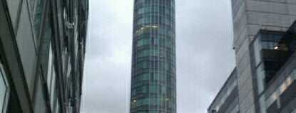 BT Tower is one of London as a local.