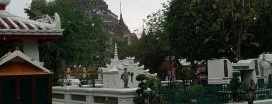 Wat Arun Rajwararam is one of Around Bangkok | ตะลอนทัวร์รอบกรุงฯ.