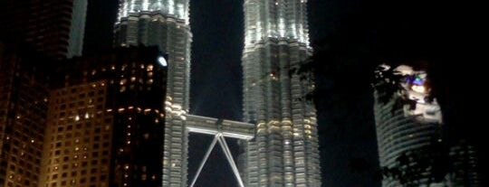 Suria KLCC is one of Stunning Views Around the World by Nokia.