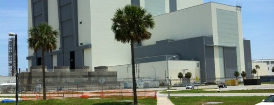 Vehicle Assembly Building (VAB) is one of NASA Locations Visited.