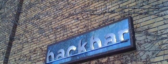 Backbar @ 9:30 Club is one of DC at Night.