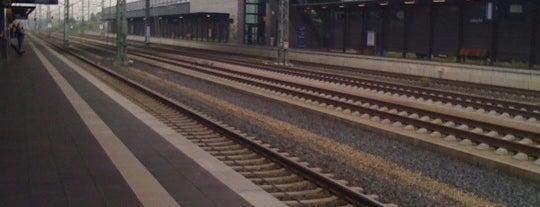 Bahnhof Limburg Süd is one of DB ICE-Bahnhöfe.