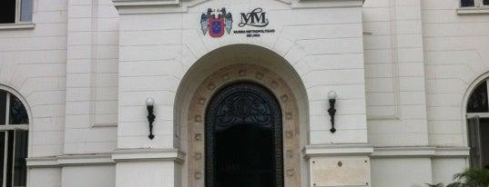 Museo Metropolitano de Lima is one of Always Gourmet PERU, comer em Lima.