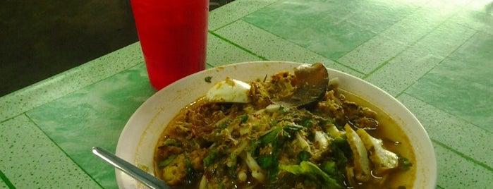 Laksa Campur Pekan Permatang Pauh is one of Makan @ Utara #12.