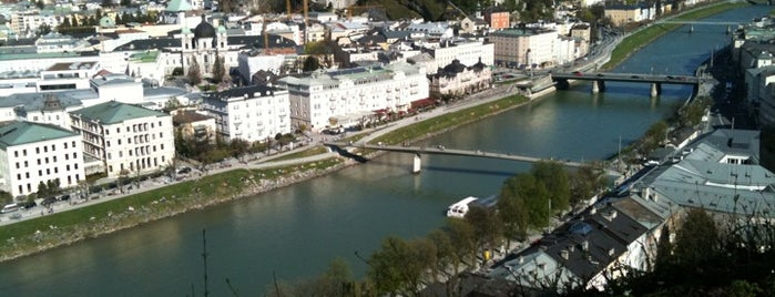 Salzach is one of SALZBURG SEE&DO&EAT&DRINK.