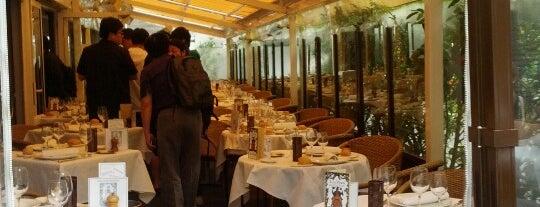 Chez Françoise is one of Restaurants & cafés chics.