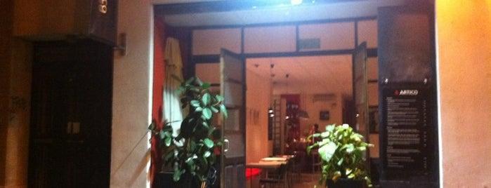 Artico is one of Cafeteo con encanto en Valencia.