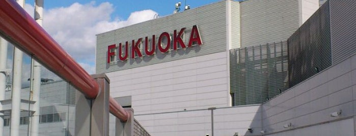 Fukuoka Airport (FUK) is one of Airports - worldwide.