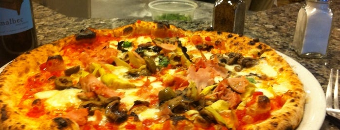 Cane Rosso is one of Best Pizza.