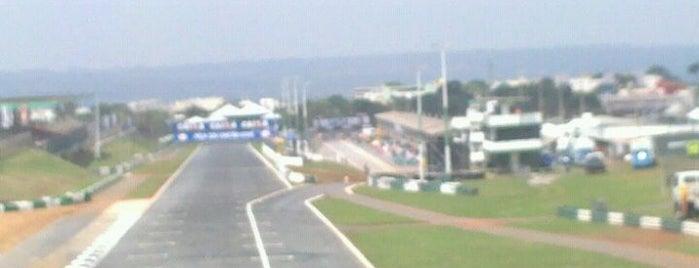 Autódromo Internacional Nelson Piquet is one of Brasília.