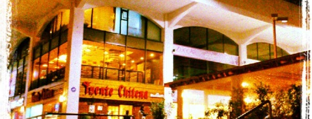 Fuente Chilena is one of Sandwicherias de Santiago.