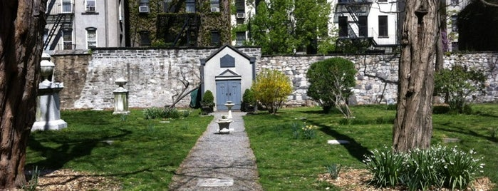 New York City Marble Cemetery is one of NYC Stay-cation.