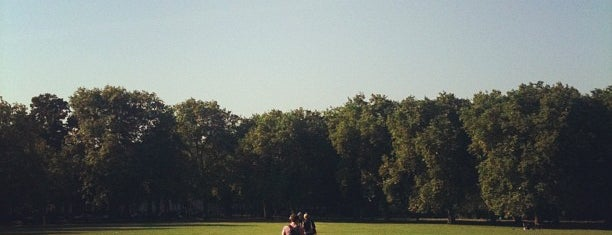 Highbury Fields is one of The 15 Best Places for Picnics in London.