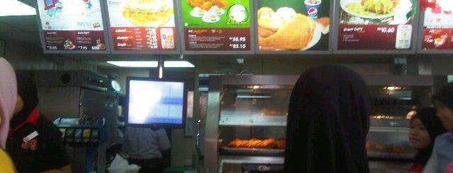 KFC Temerloh is one of KFC Chain, MY #1.