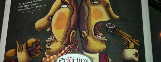 Ecléctico Bar & Restaurant is one of Club La Tercera Descuentos.